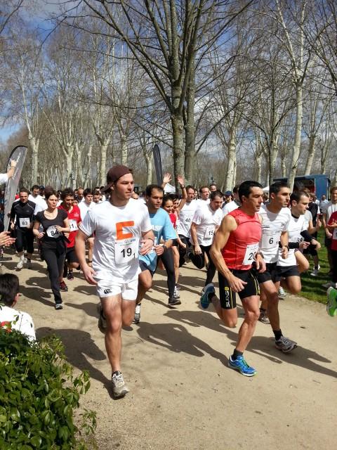 Course Relais de Lyon – 9ème édition – 2013