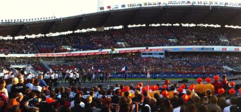La France à la Gothia Cup