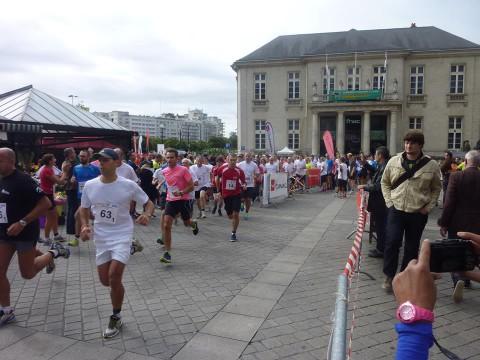 Course Relais de Nantes – 14ème édition – 2013
