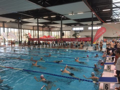 Meeting National de Natation – 6ème édition – Valbonne 2017