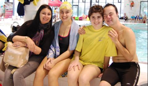 Plongez dans le meeting de natation de Valbonne