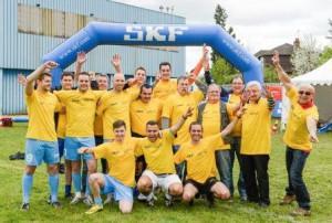 Tournoi SKF Special Olympics