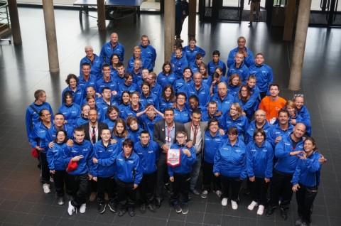 Anvers, nous voilà !