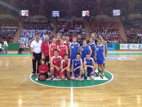 Mondial Scolaire de Basket : tous unis avec le sport unifié !