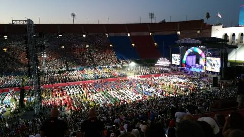 Jeux Mondiaux d'Été – Los Angeles 2015