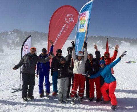 4èmes Jeux Nationaux d'Hiver à Autrans  –  22 au 25 Mars 2018