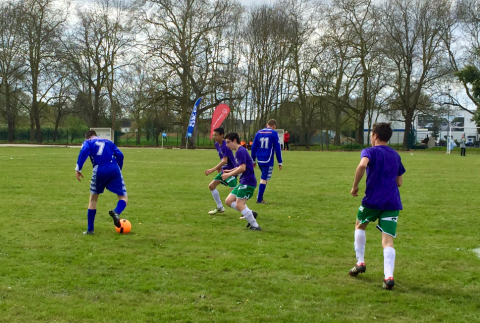 Tournoi de FootballdeSaint-Cyr-Sur-Loire  –  29 au 31 Mars 2018
