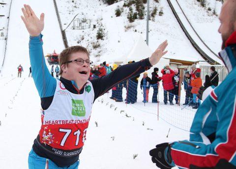 En route pour les Jeux Mondiaux d'Hiver Special Olympics 2017
