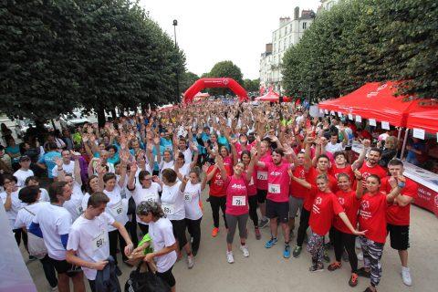 Course Solidaire Interentreprises de Nantes – 17ème édition – 2016