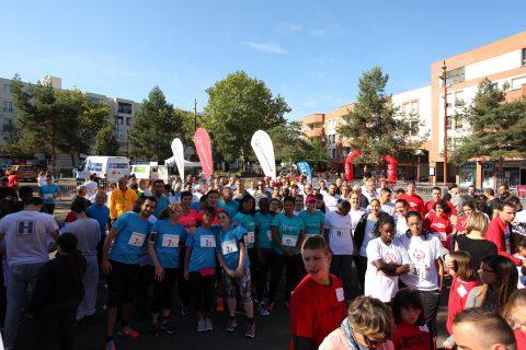 Course Solidaire Interentreprises de Montigny-le-Bretonneux – 8ème édition – 2016