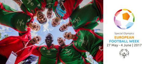 Semaine Européenne du Football Special Olympics 2017