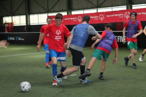 Futsal Cup Special Olympics France – 5 au 7 décembre 2017
