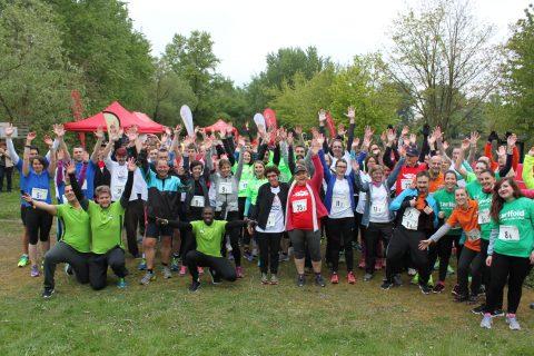 Course Solidaire Interentreprises de Lingolsheim – 3ème édition – 2017