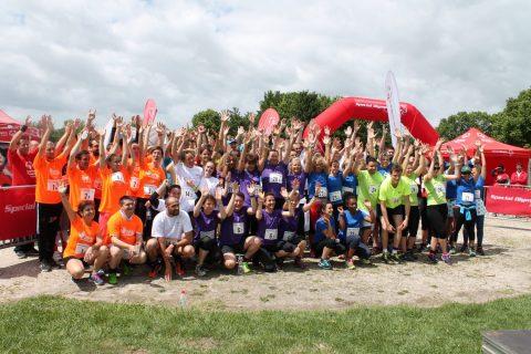 Courses Solidaires Interentreprises de Bordeaux – 9ème édition – 2017