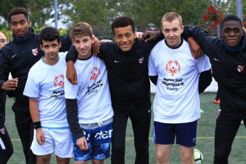 En route pour Chicago avec l'équipe unifiée Special Olympics France – FC Metz