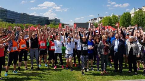 Course Solidaire interentreprises de Rueil-Malmaison – 15ème édition – 2018