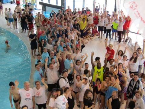 7ème Meeting de Natation Special Olympics Toyota 2018