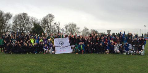 Tournoi National de Football à 7 – Saint-Cyr-sur-Loire – 7ème édition – 2018