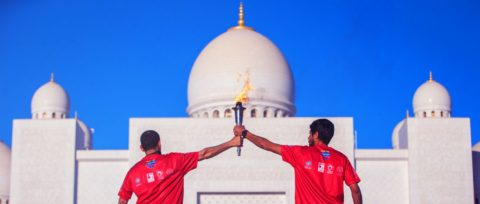 En route pour Abu Dhabi : réalisons le rêve de nos athlètes !