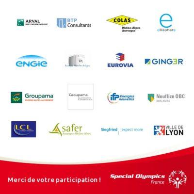 15ème Course Solidaire de Lyon 2019
