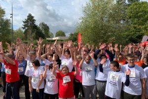 13ème Course Solidaire de Cergy-Pontoise 2019