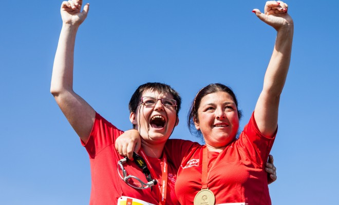 SPECIAL OLYMPICS EUROPEAN SUMMER GAMES 2014
